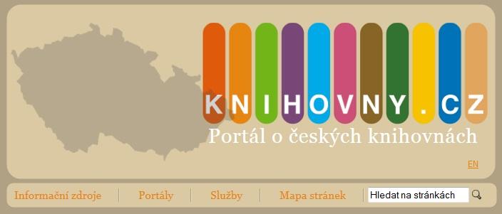 portál o českých knihovnách