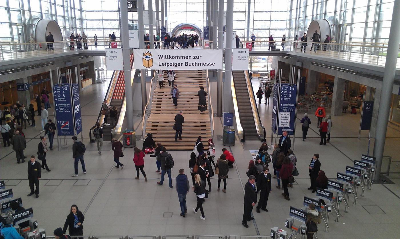 Lipský knižní veletrh aneb Leipziger Buchmesse 2015