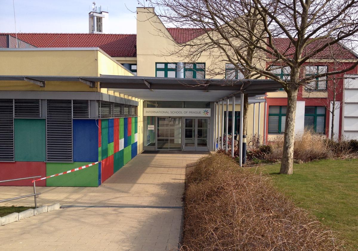 Budova International School of Prague