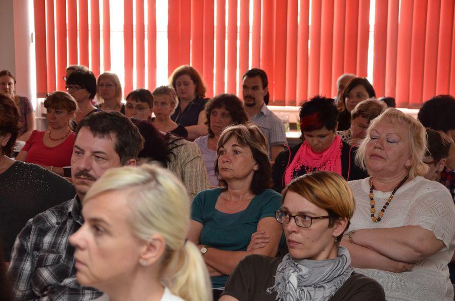 Účasntníci semináře