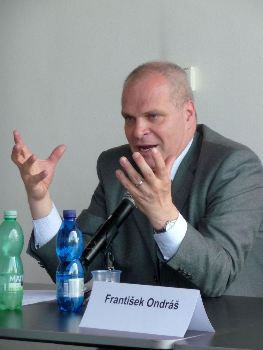 Docent František Ondráš