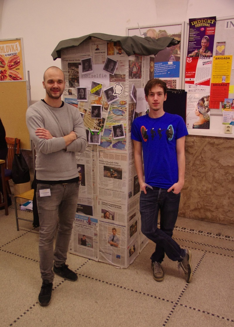 Pavel Schamberger a Robert Wünsch