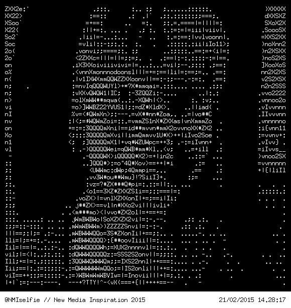 ASCII fotografie