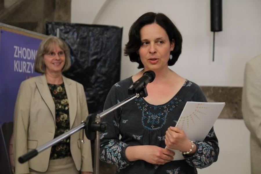 Ředitelka ÚISK Barbora Drobíková