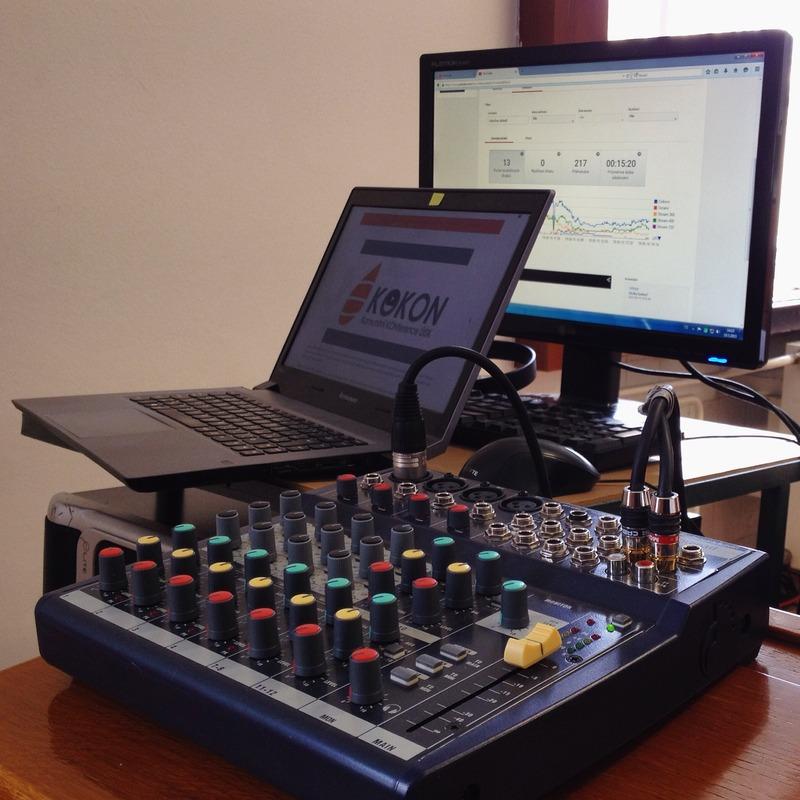 Technika pro streamování