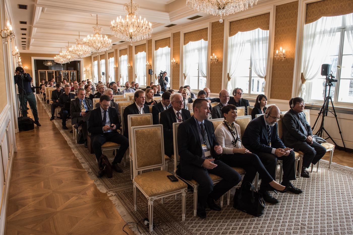 SIGNAL Future Forum v Lichtenštejnském paláci