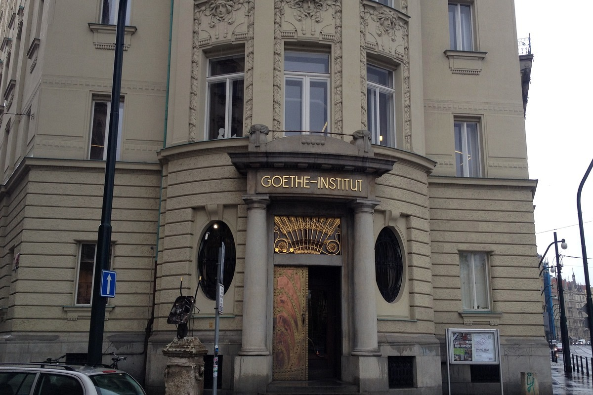 Goethe-Institut v Praze