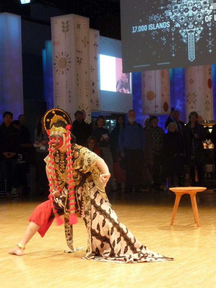 Domorodé taneční umění
