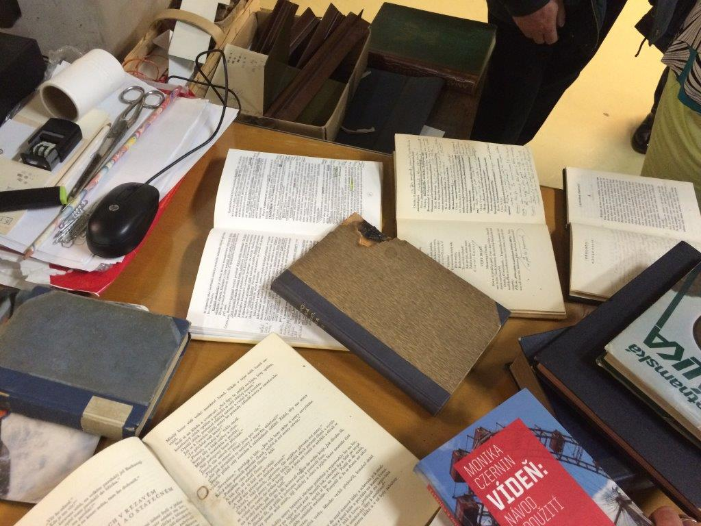 Exkurze v Archivu a knihovně Českého rozhlasu