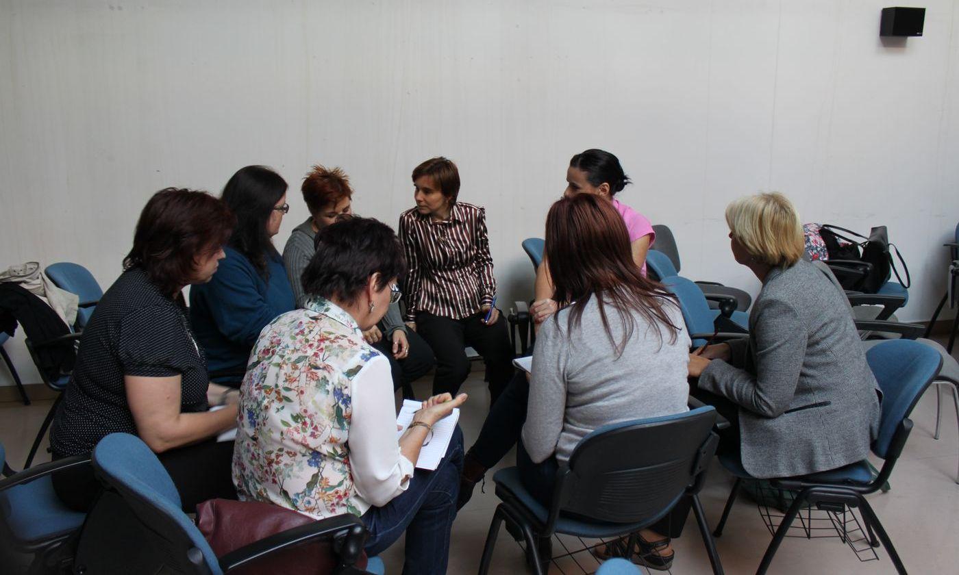 Účastníci semináře IVIG