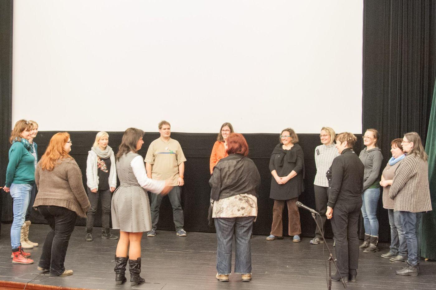 Workshop improvizačního divadla