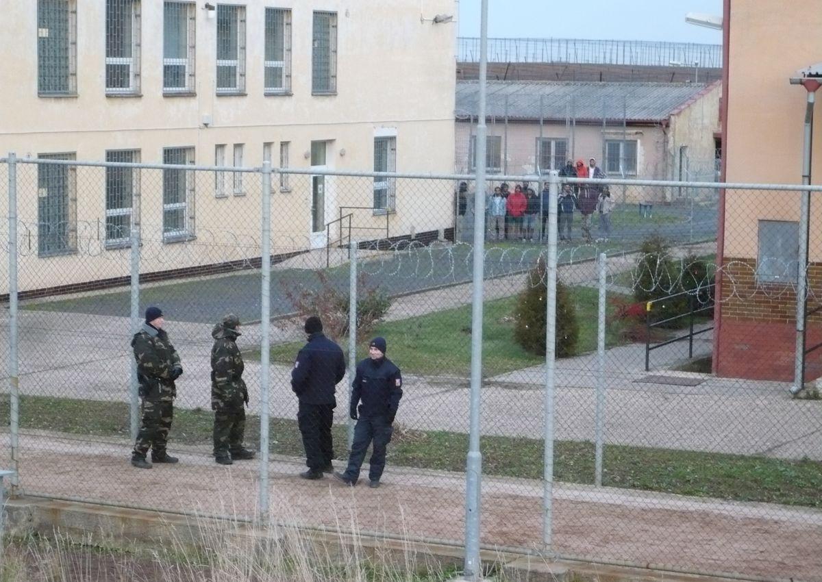 Detenční zařízení Drahonice