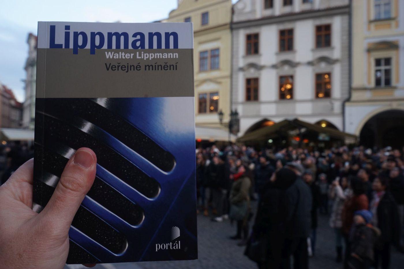 Walter Lippmann: Veřejné mínění