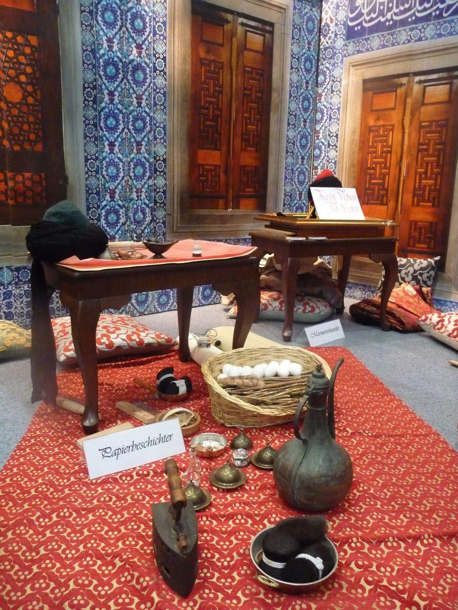 Ukázky turecké knižní kultury
