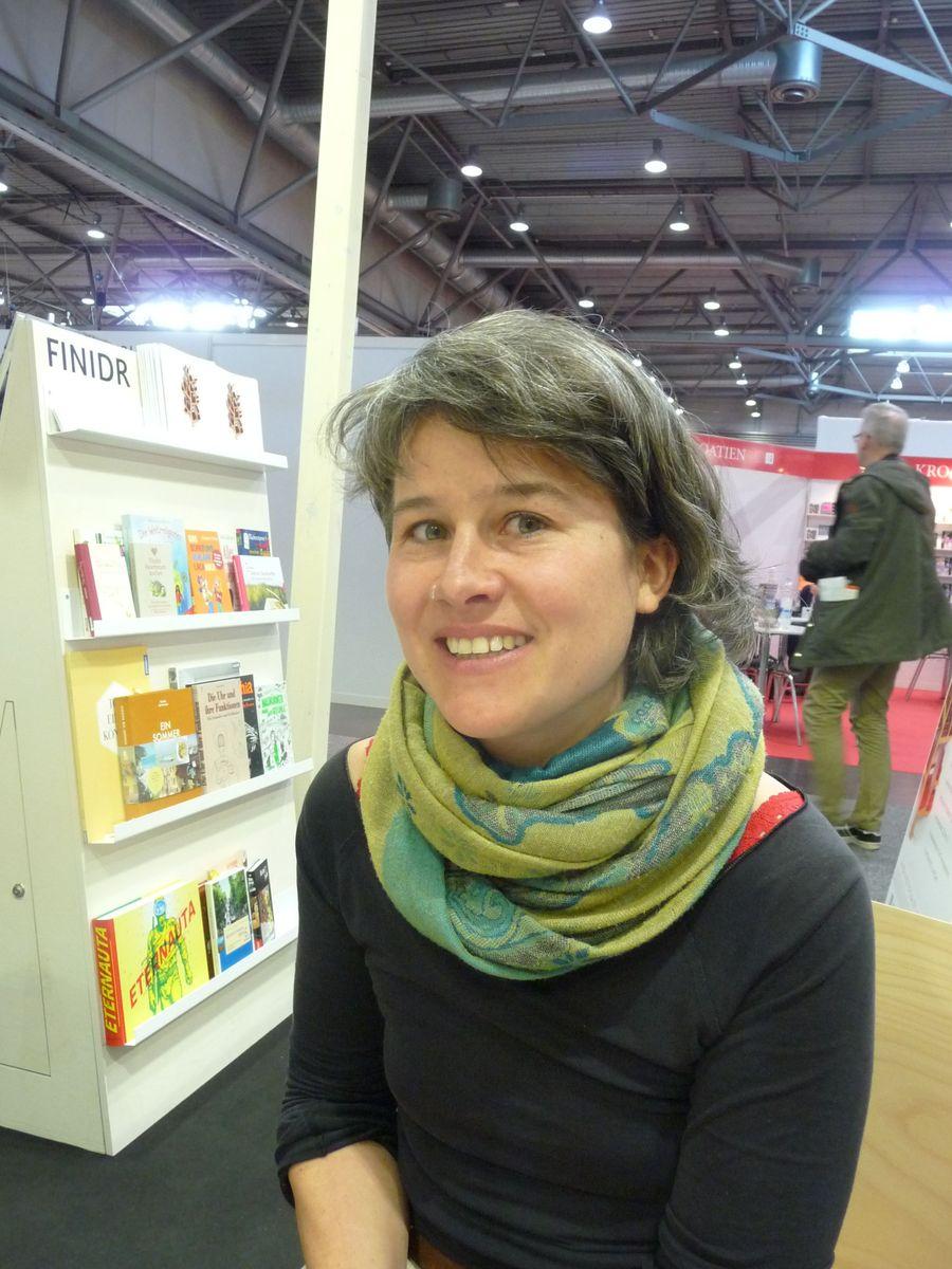 Překladatelka a dobrovolnice Martina Lisá