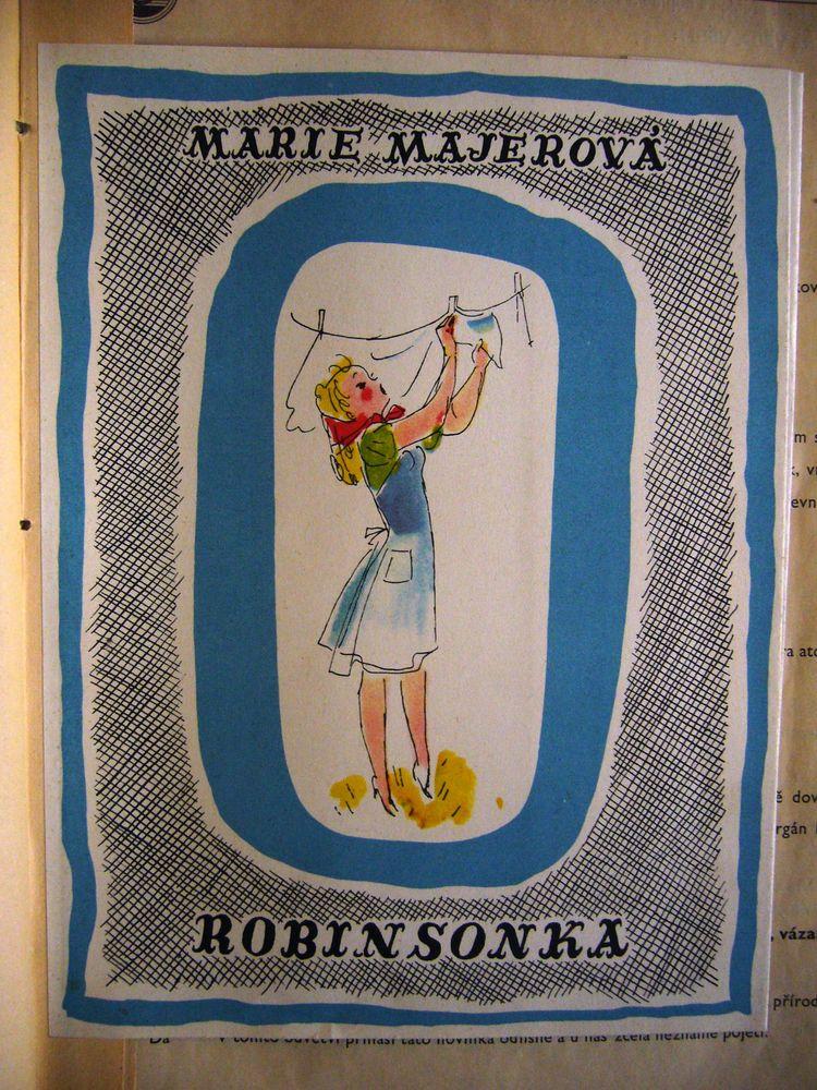 Informace o knize Robinsonka