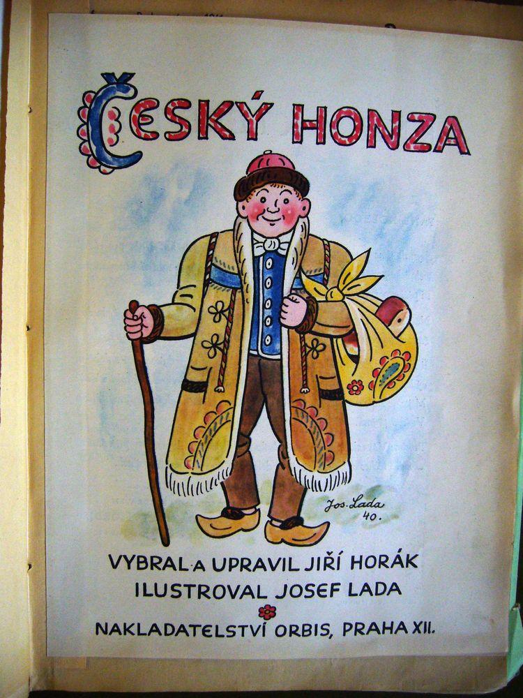Informace o knize Český Honza