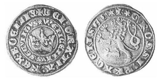 Groš za Václava III.