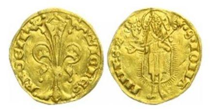 Zlaté florény za Jana Lucemburského