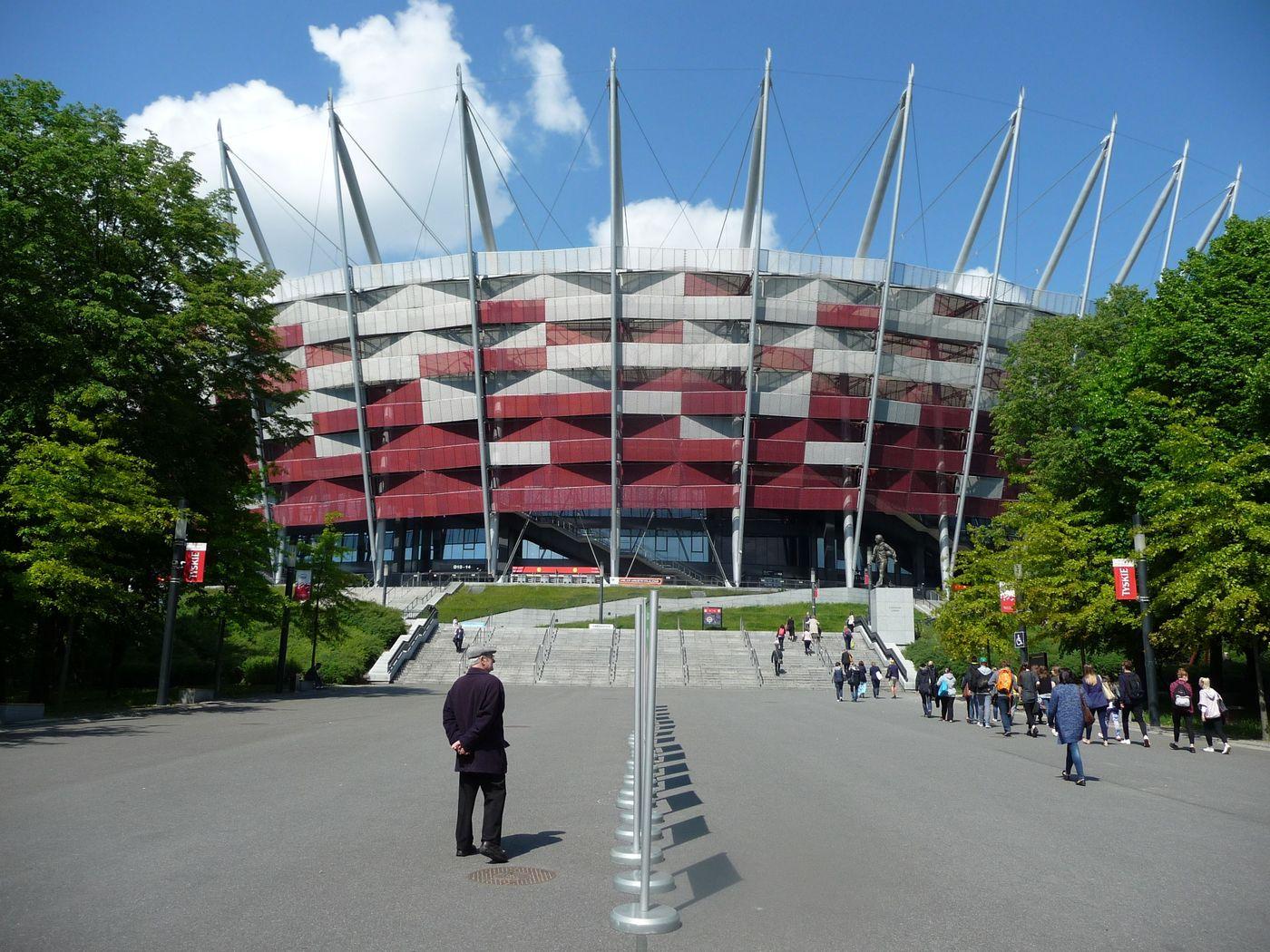 Národní stadion ve Varšavě