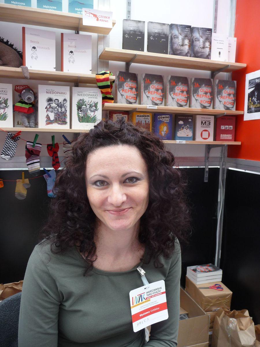 Julie Różewiczová