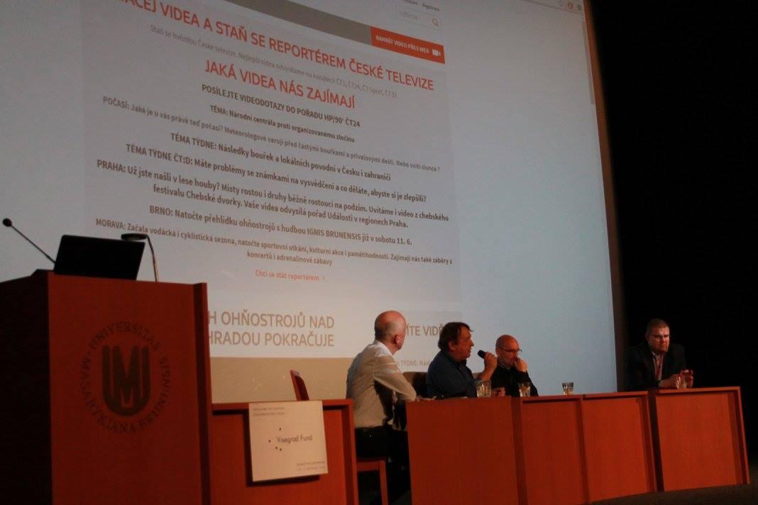 Laboratoř mediální gramotnosti v prostorách kina Scala