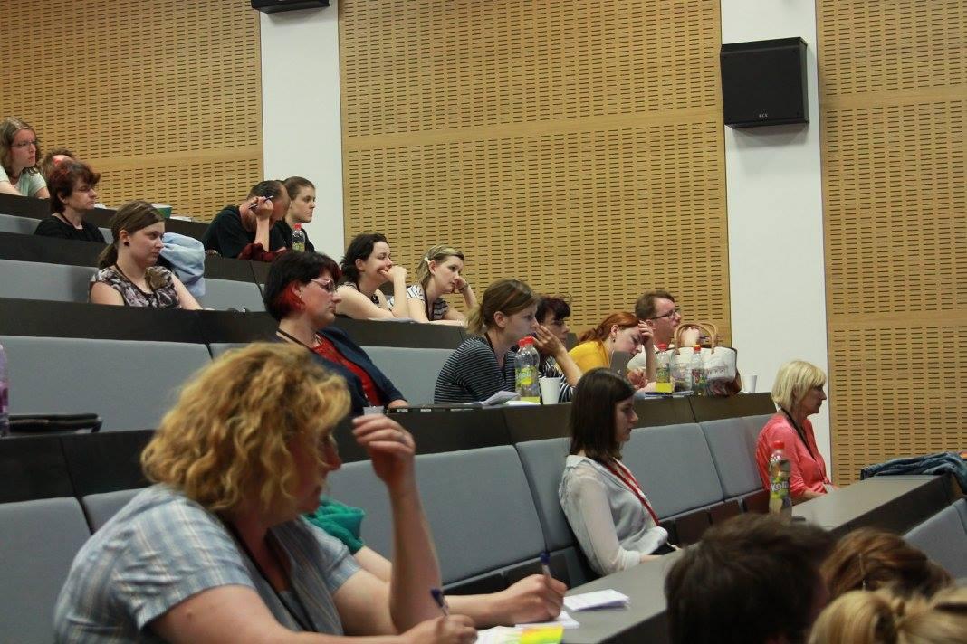 Účastníci semináře NASIV