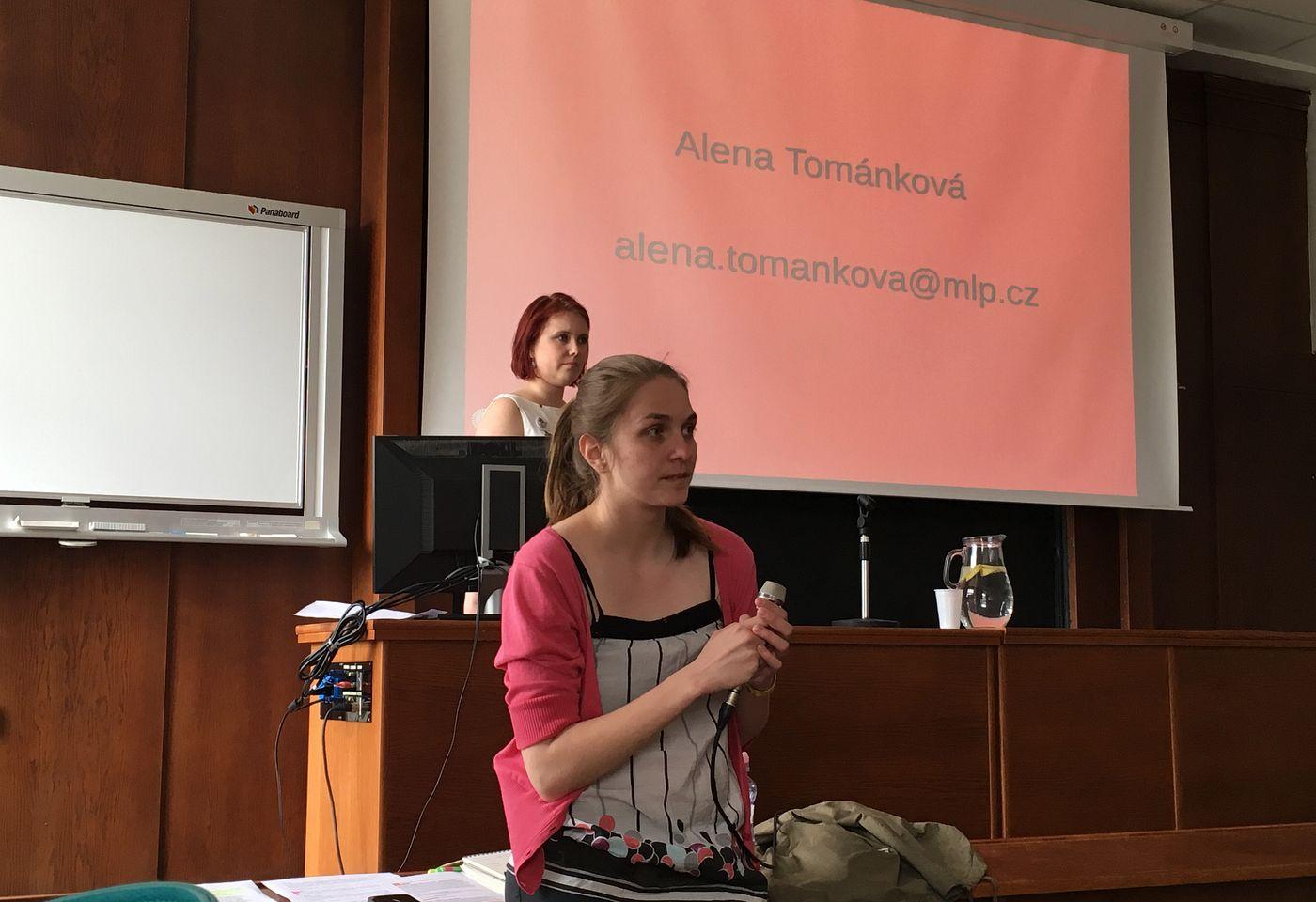 Alena Tománková