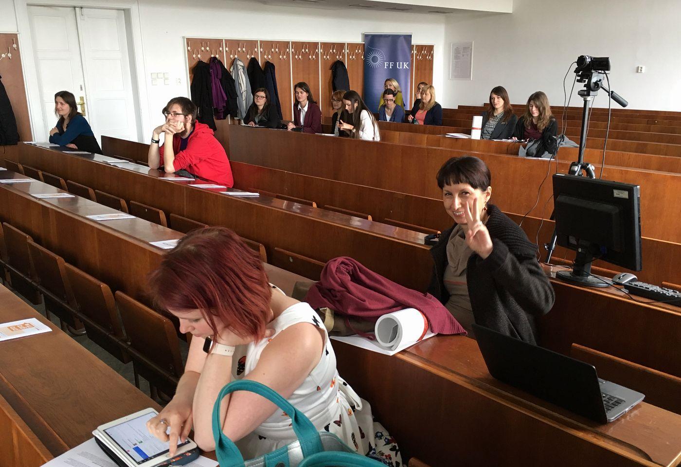 Účastníci konference