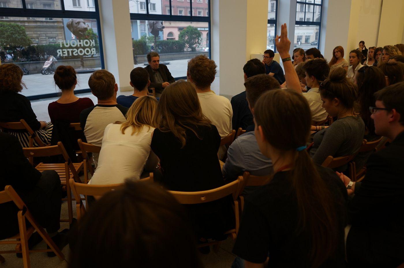 Jan Sokol hovoří o právu na vzdělávání