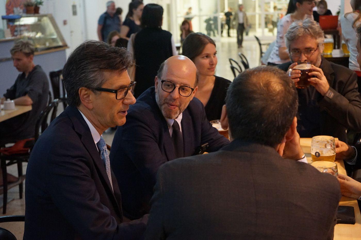 Francouzský velvyslanec Jean-Pierre Asvazadourian