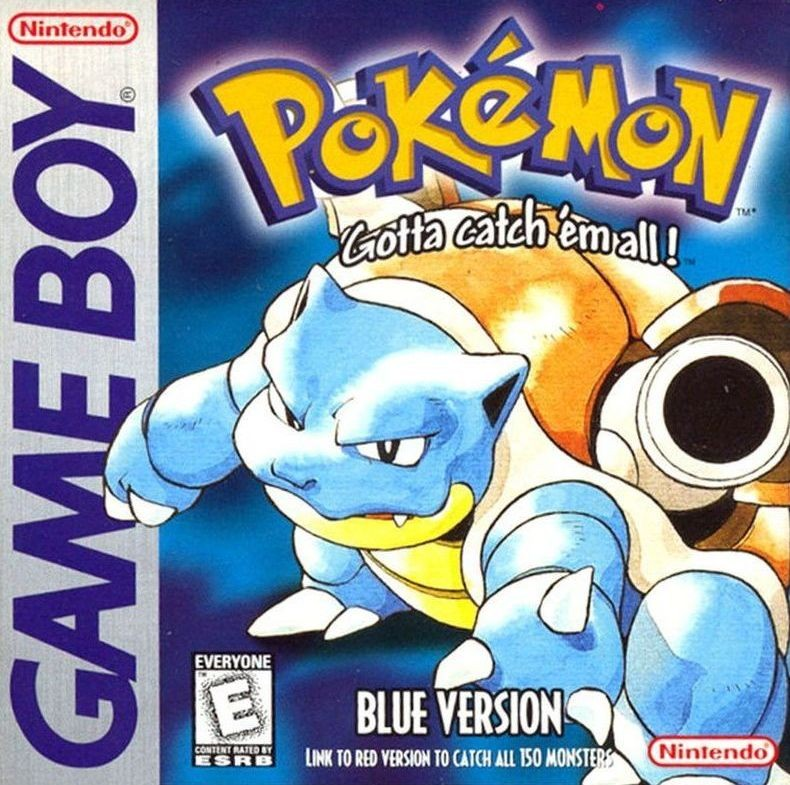 Pokémon Red a Blue