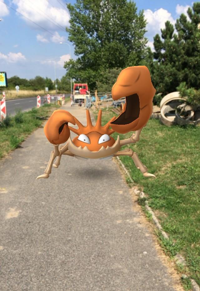 Aplikace Pokémon Go