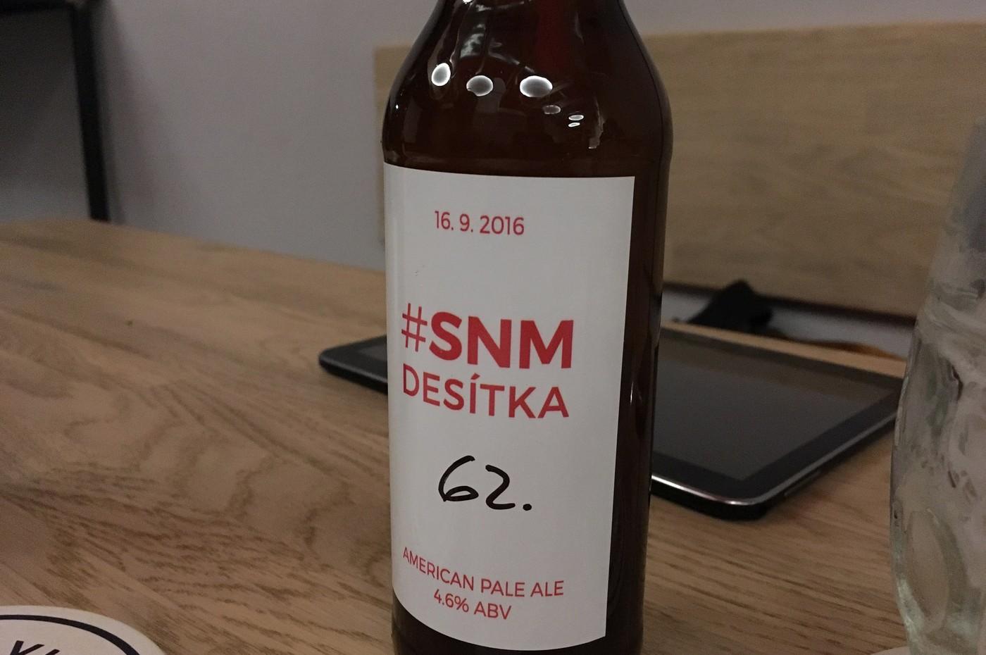 SNM desítka (pivo)