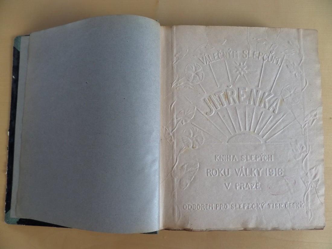 Titulní strana almanachu