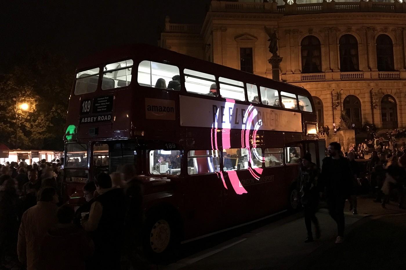 REFLEX Café bus