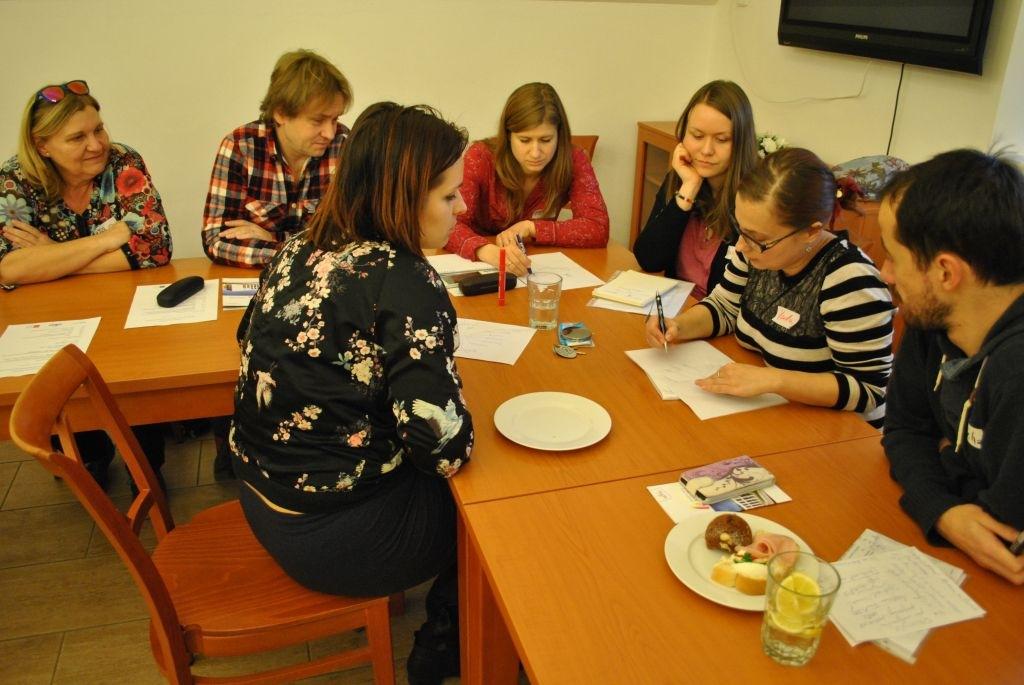 Listopadový kurz v Brně