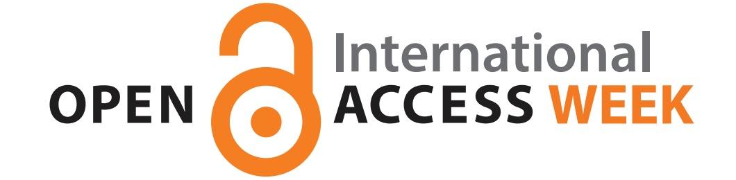 Logo mezinárodní akce Open Access Week