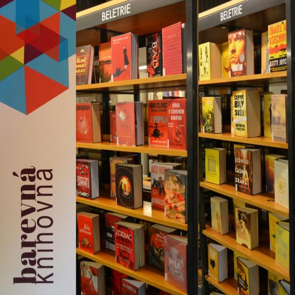 Barevná knihovna