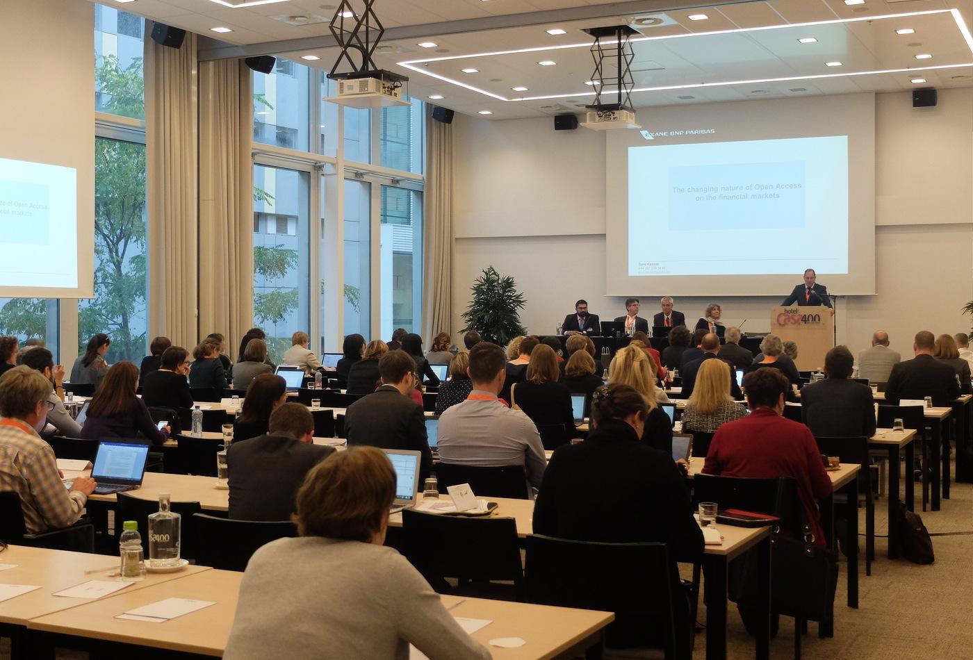 Amsterdamská konference ICOLC byla hojně navštívena