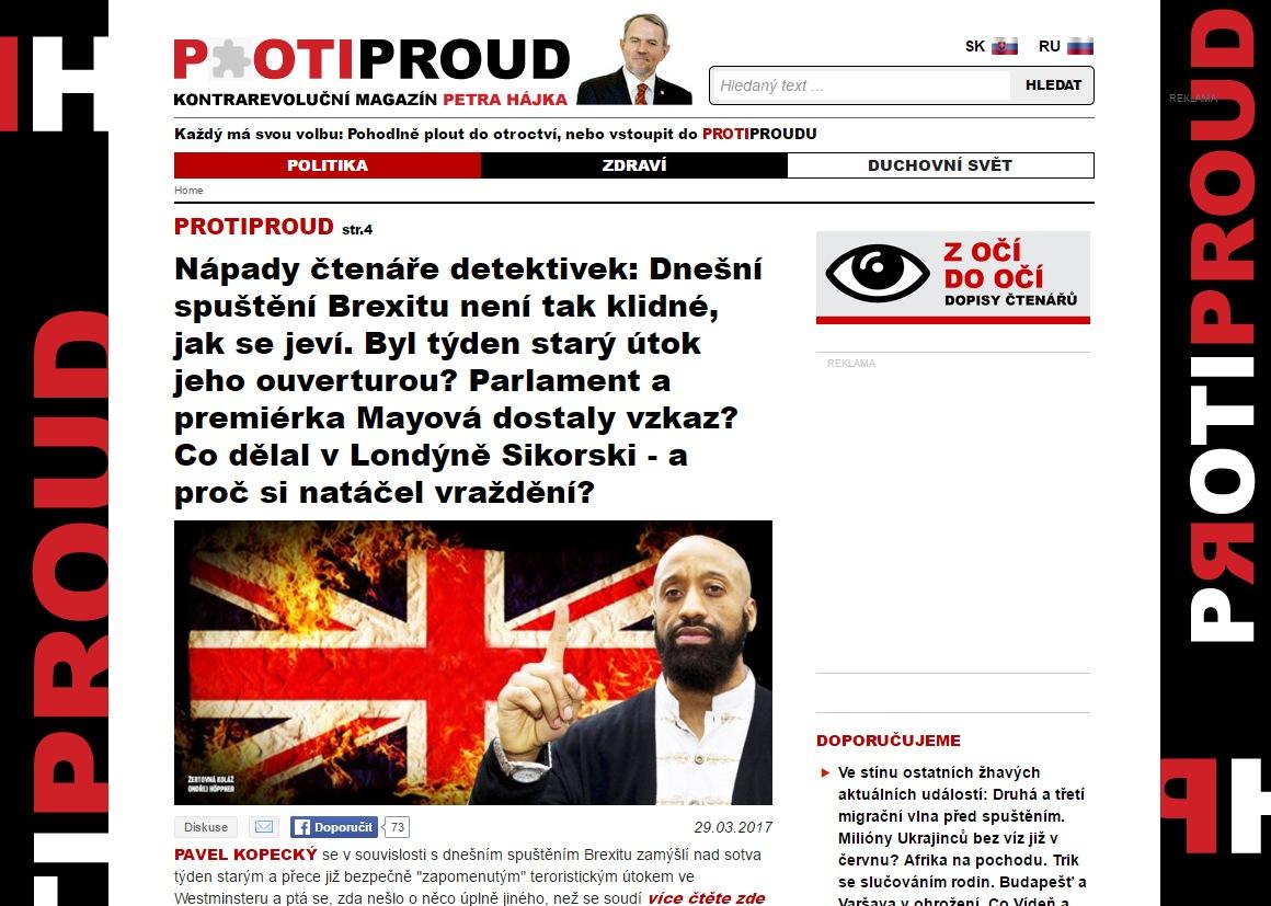 Kontrarevoluční magazín Protiproud