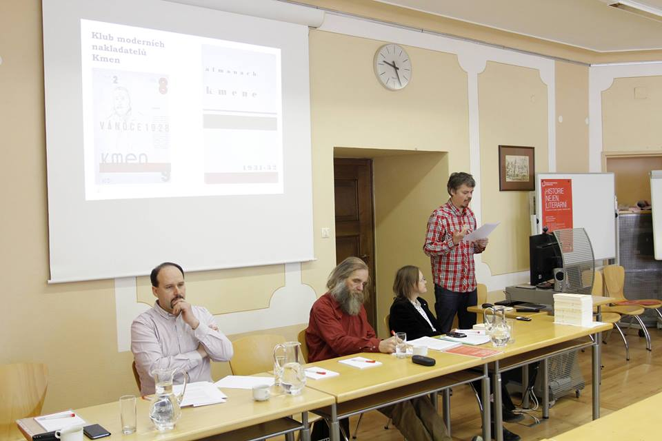 Tomáš Pavlíček, Josef Štogr, Jarmila Štogrová, Eduard Burget