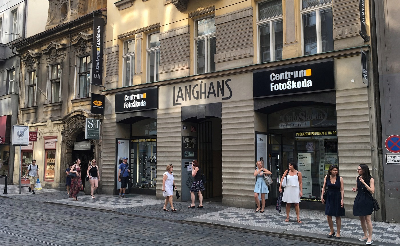 Centrum Langhans