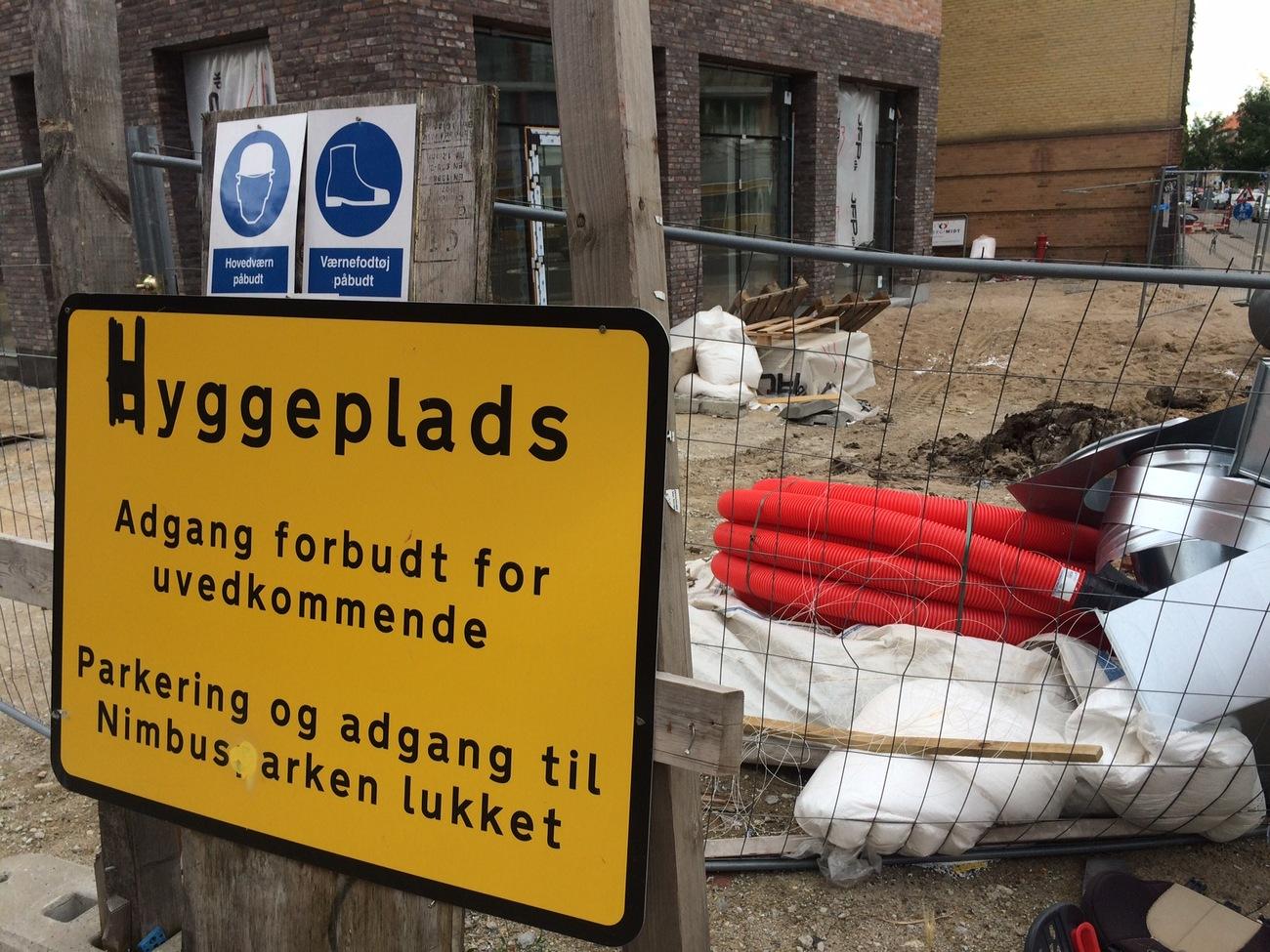 Hyggeplads