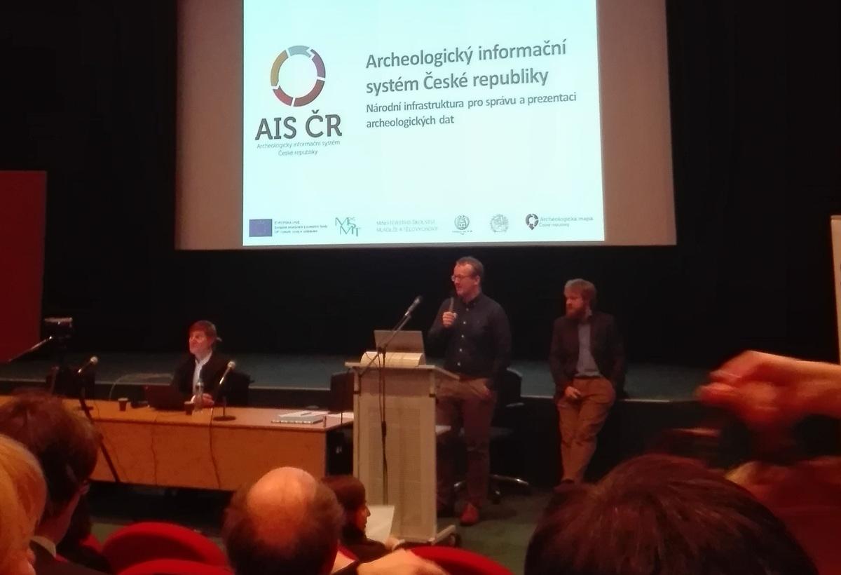 Představení Archeologického informačního systému AIS ČR