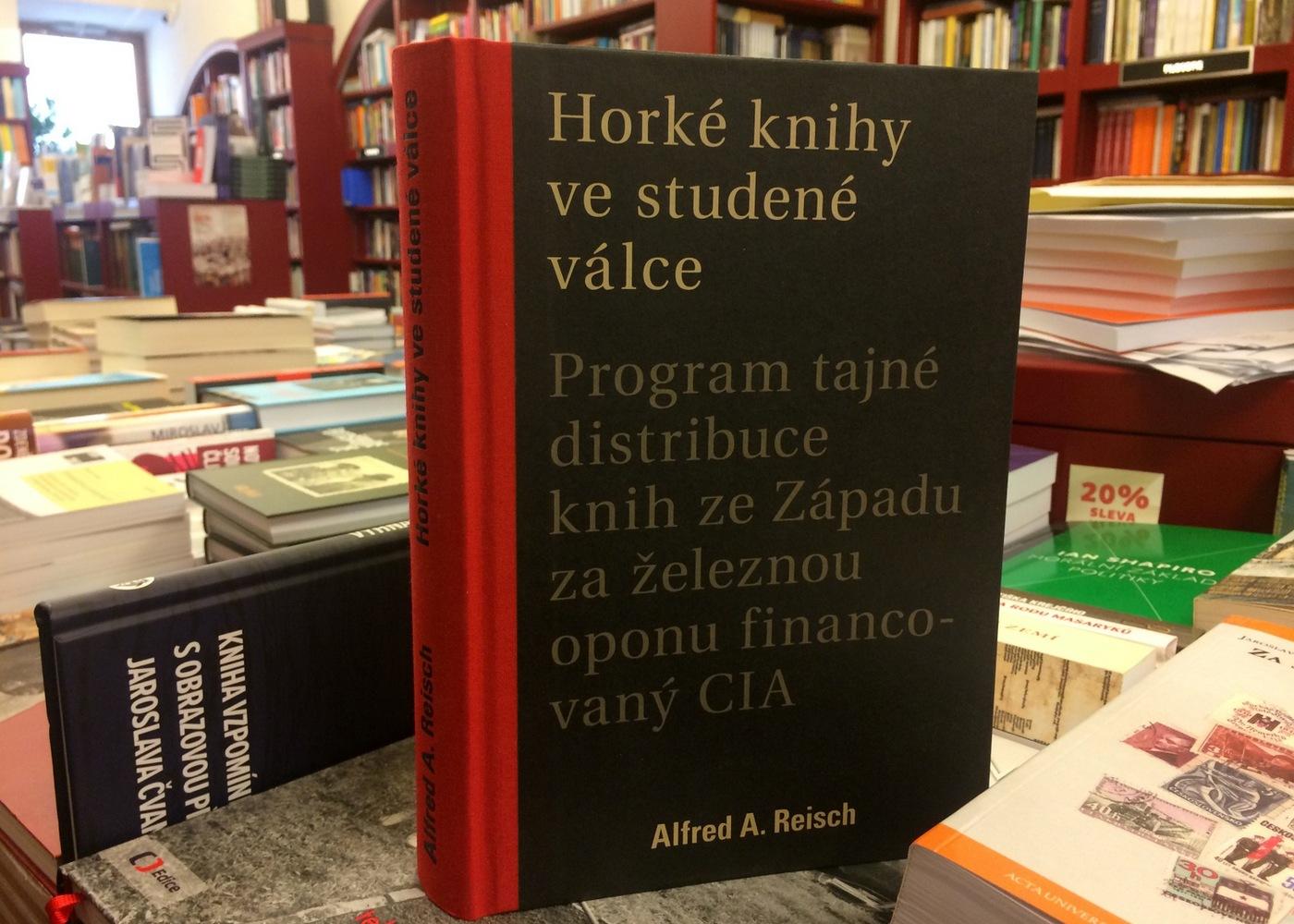 Alfred A. Reisch: Horké knihy ve studené válce