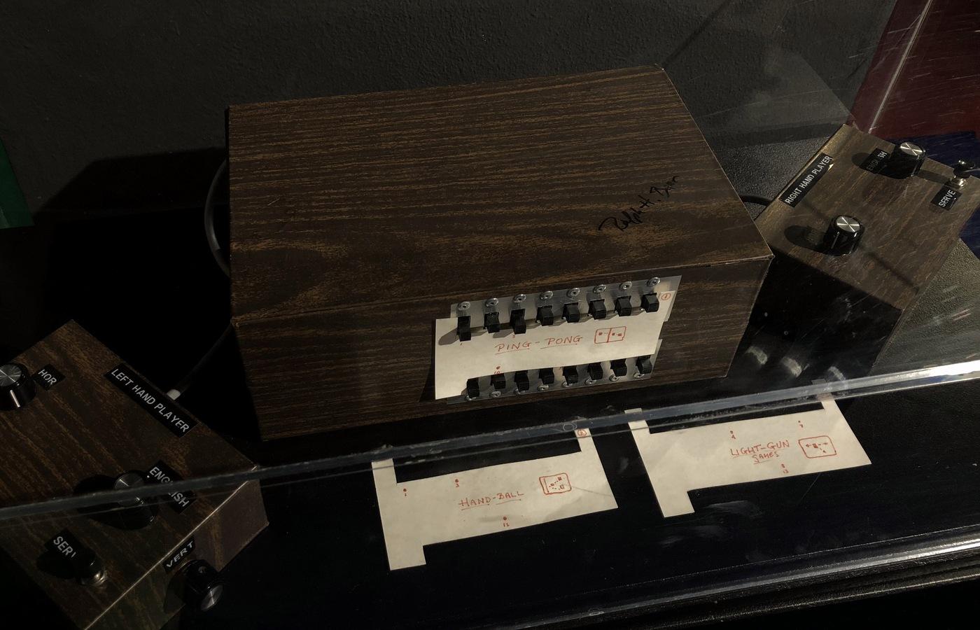 Brown Box, předchůdce první domácí konzole (foto)