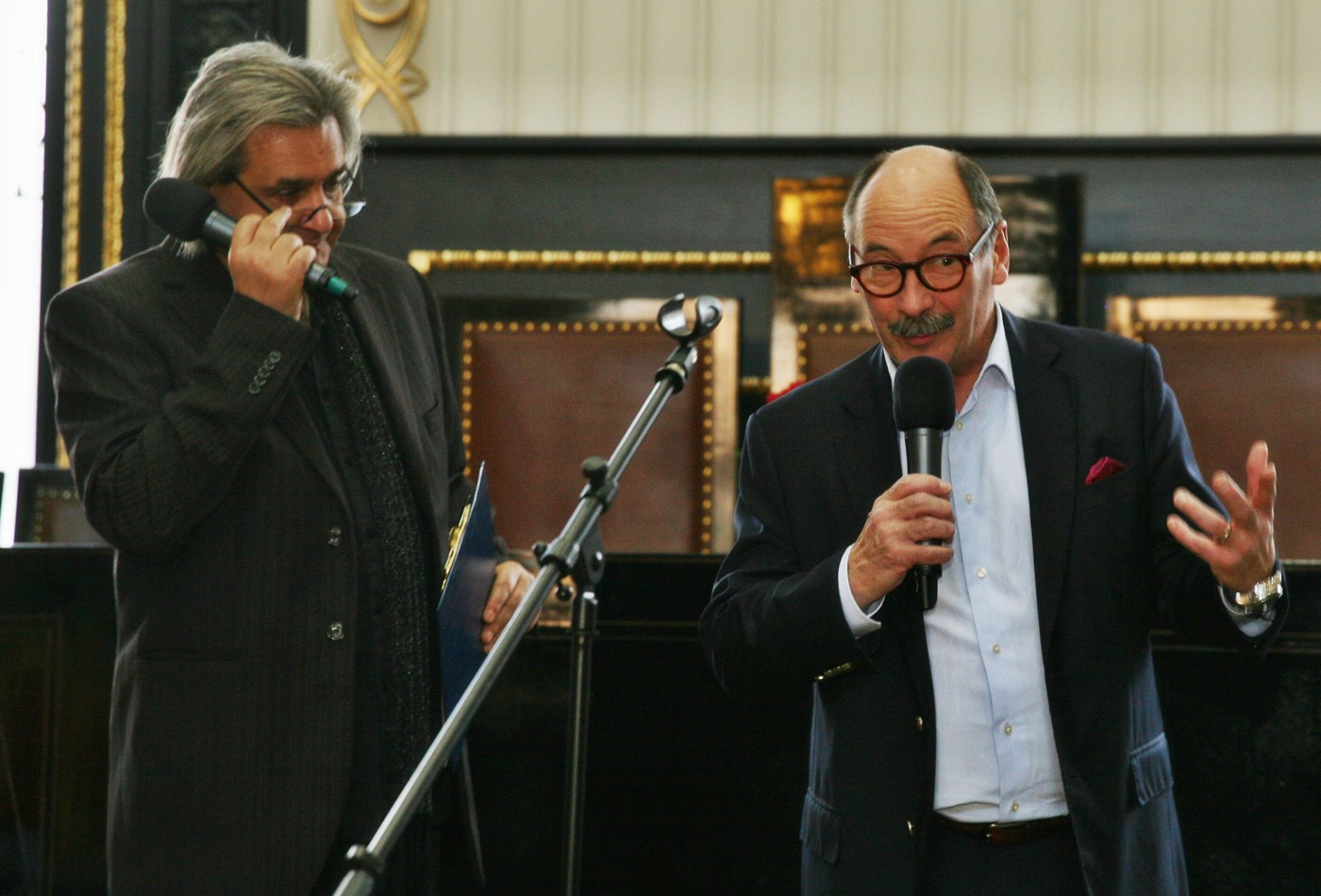 Slávek Boura a Jadran Šetlík
