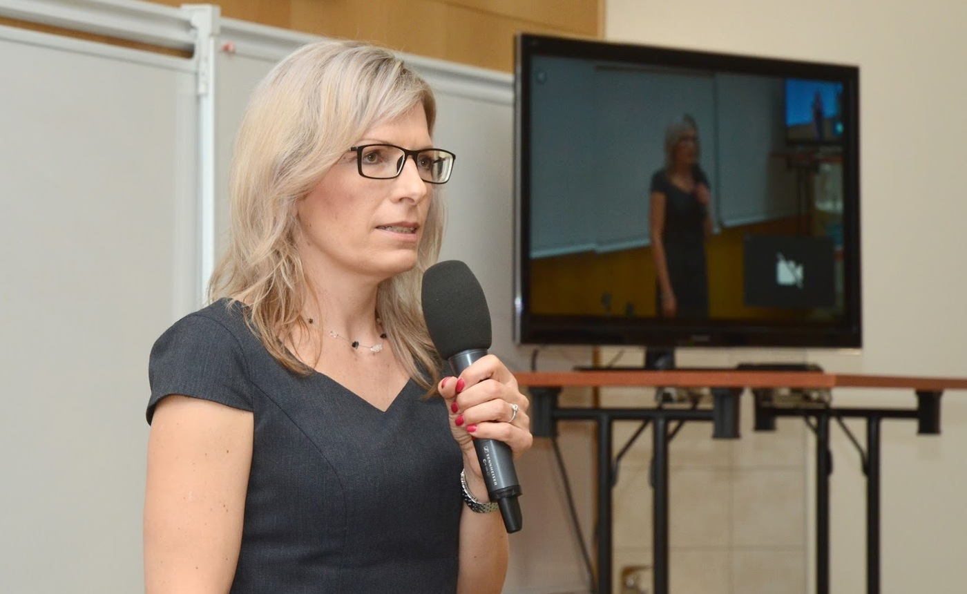 Magdalena Lokayová hovoří o Akčním plánu