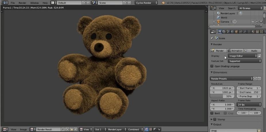 Obrázok 4: 3D explicitná zostava bez histórie